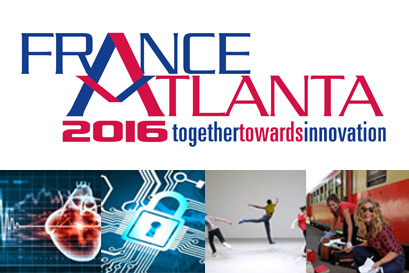 France-Atlanta 2016 : Ensemble vers l'innovation'