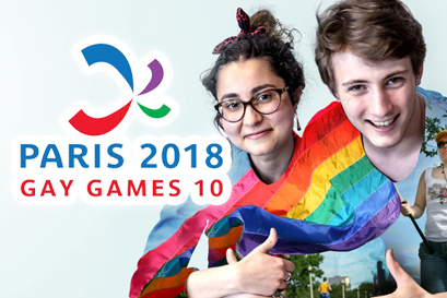 S'inscrire aux Gay Games de Paris au Consulat de NY !'